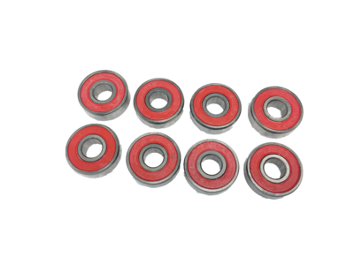ABEC 7 Replacement Bearings - 8 Pack