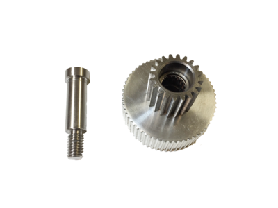 NEMA 23 Rack And Pinion Drive Spindle
