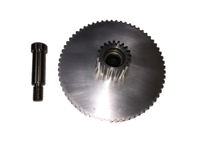 NEMA 34 Rack And Pinion Drive Spindle