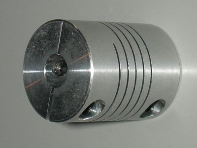 3/8in. To 1/2in. Helical Style Coupler