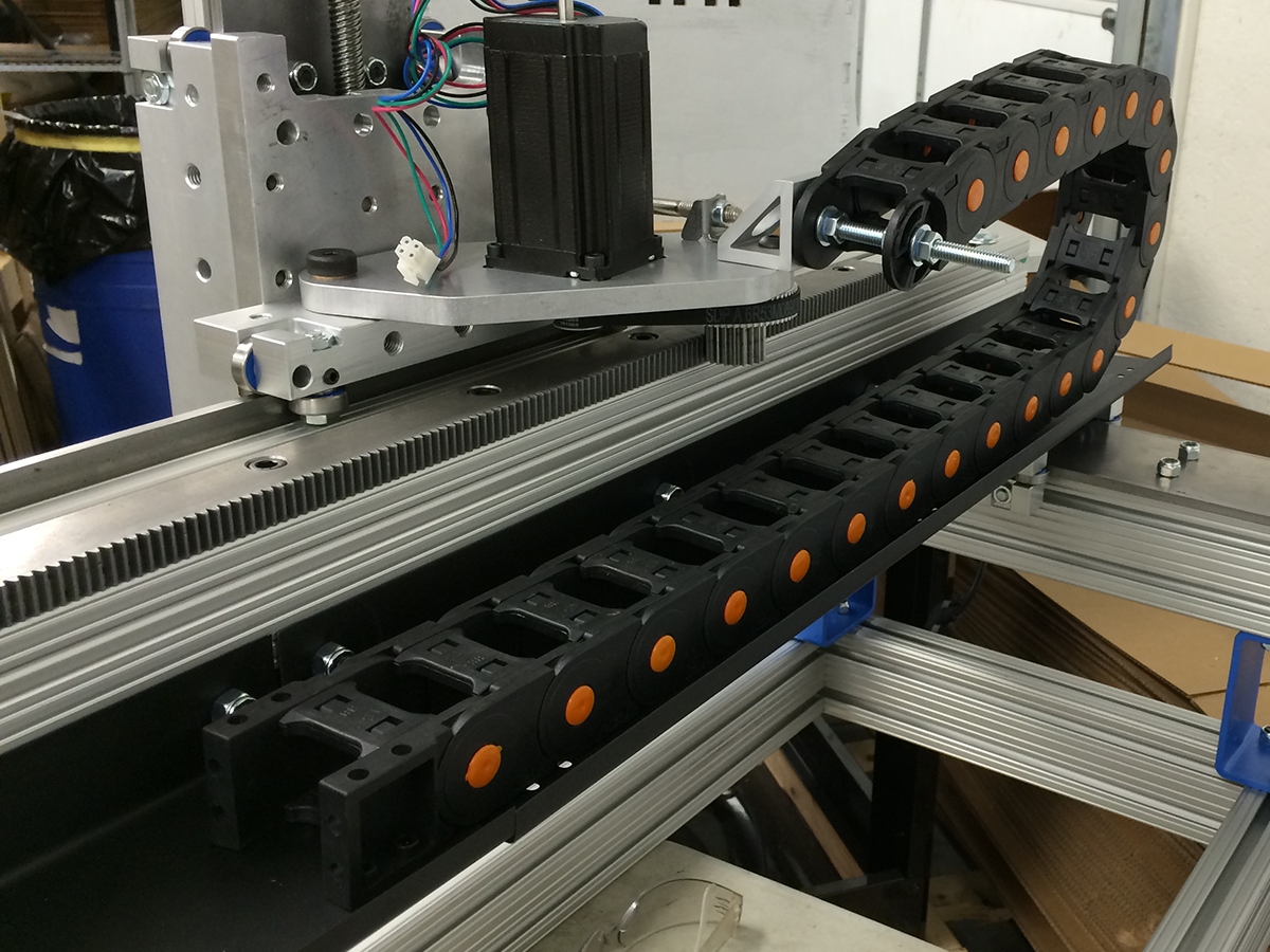 Cable Chain Tray Fine Line Automation