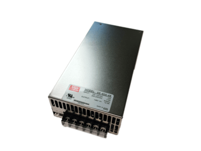48V 12.5A Power Supply